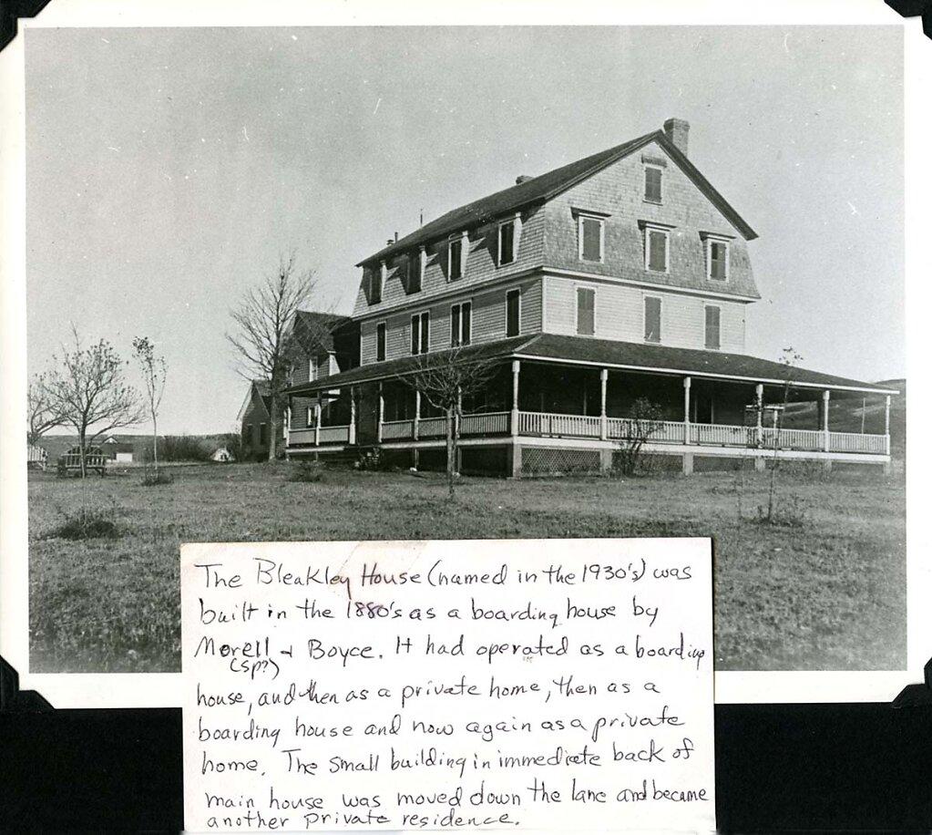 Bleakley House