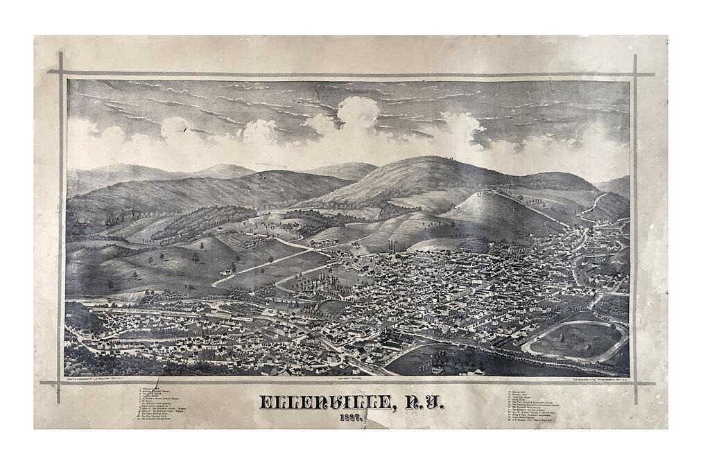 Ellenville 1886